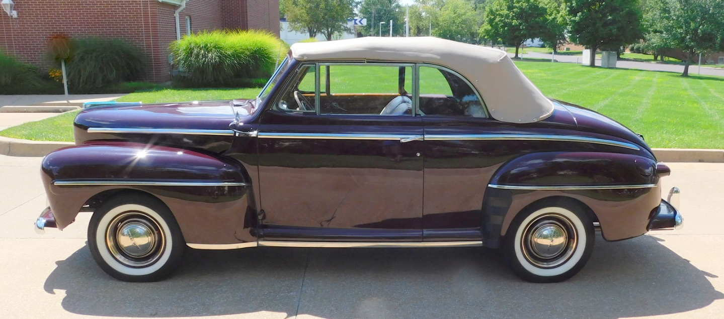 12th Image of a 1948 FORD SUPER DELUXE