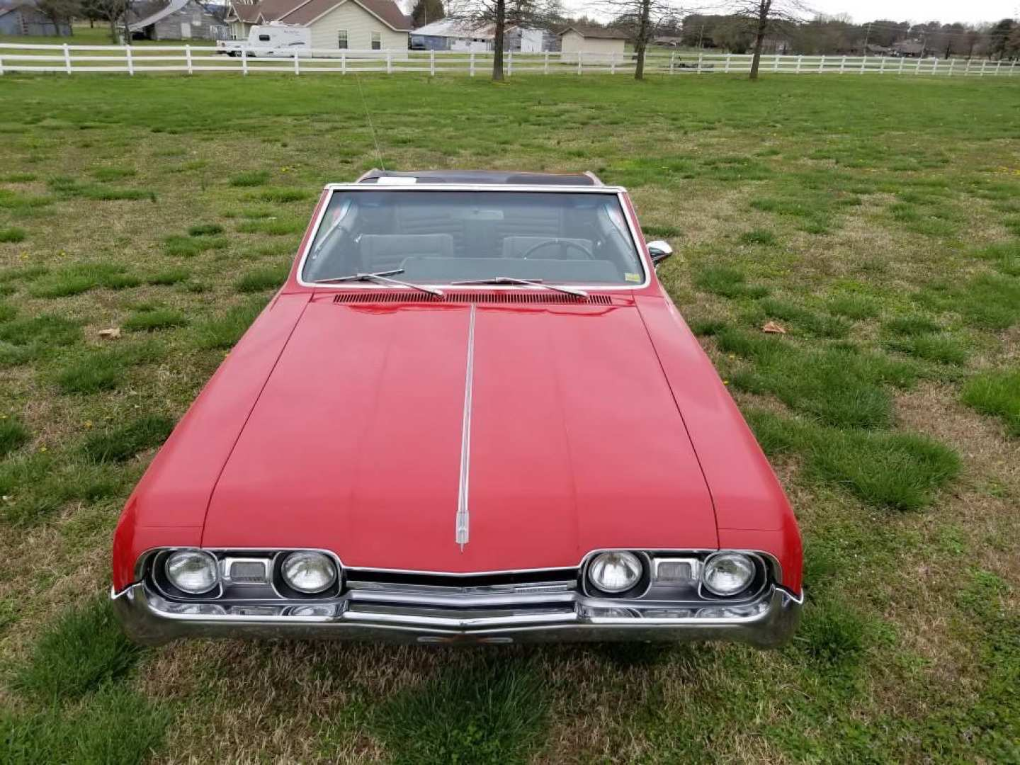 4th Image of a 1967 OLDSMOBILE CUTLASS