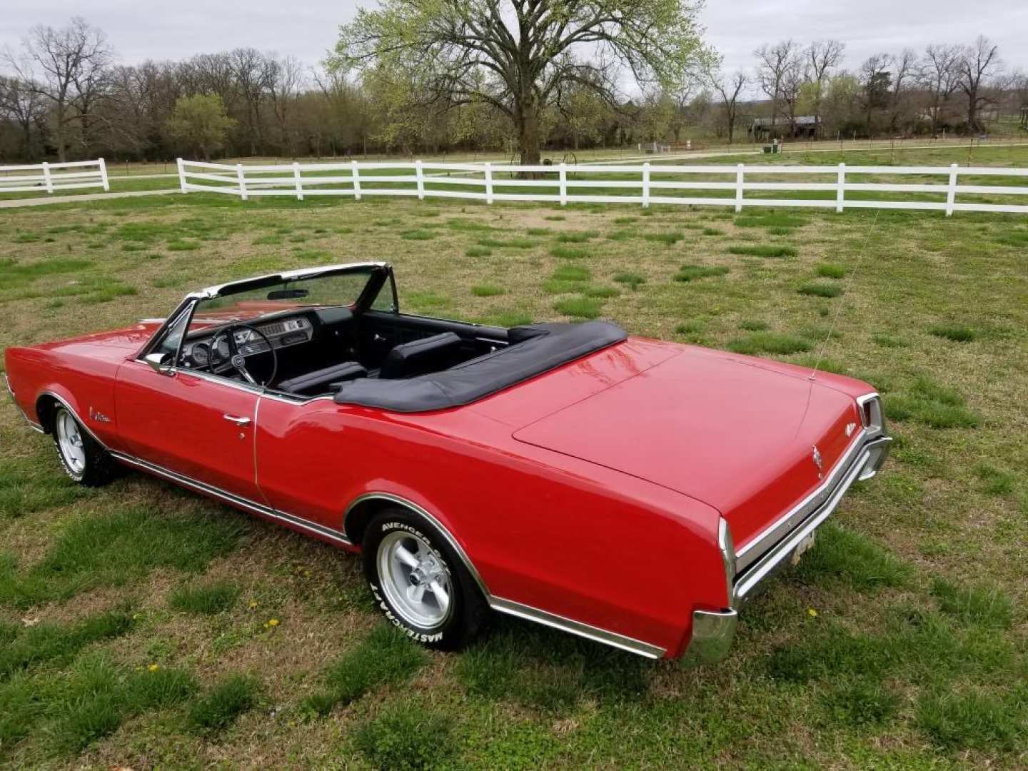 5th Image of a 1967 OLDSMOBILE CUTLASS