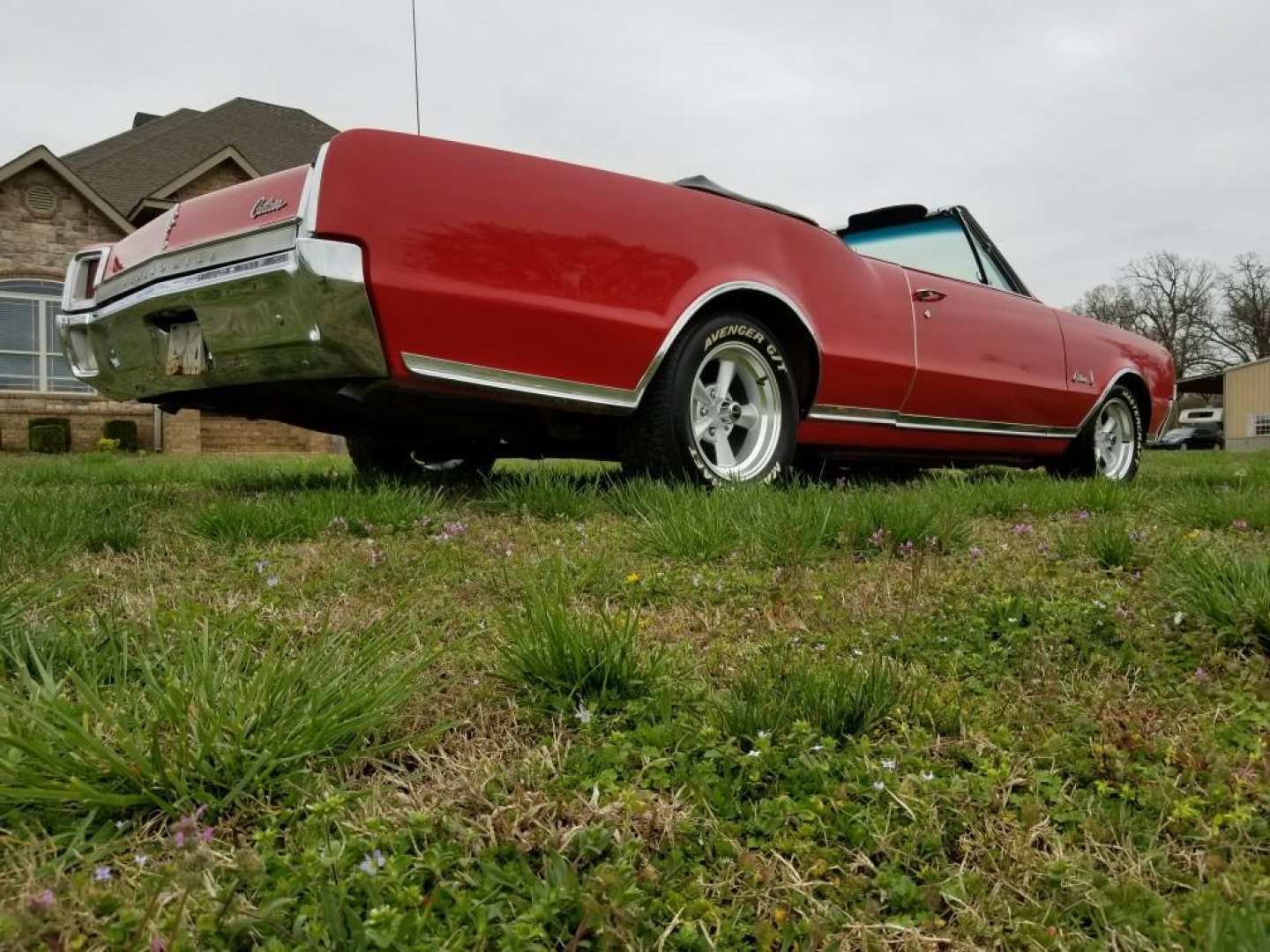 6th Image of a 1967 OLDSMOBILE CUTLASS