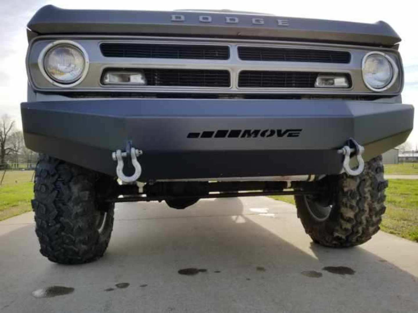 4th Image of a 1970 DODGE W200