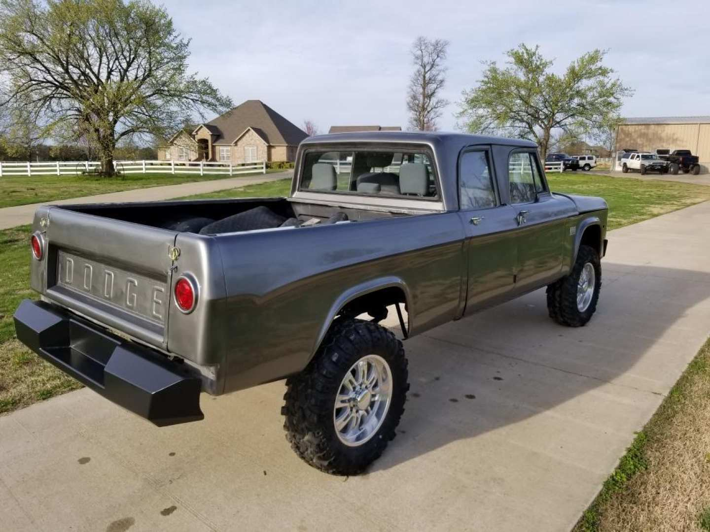 6th Image of a 1970 DODGE W200