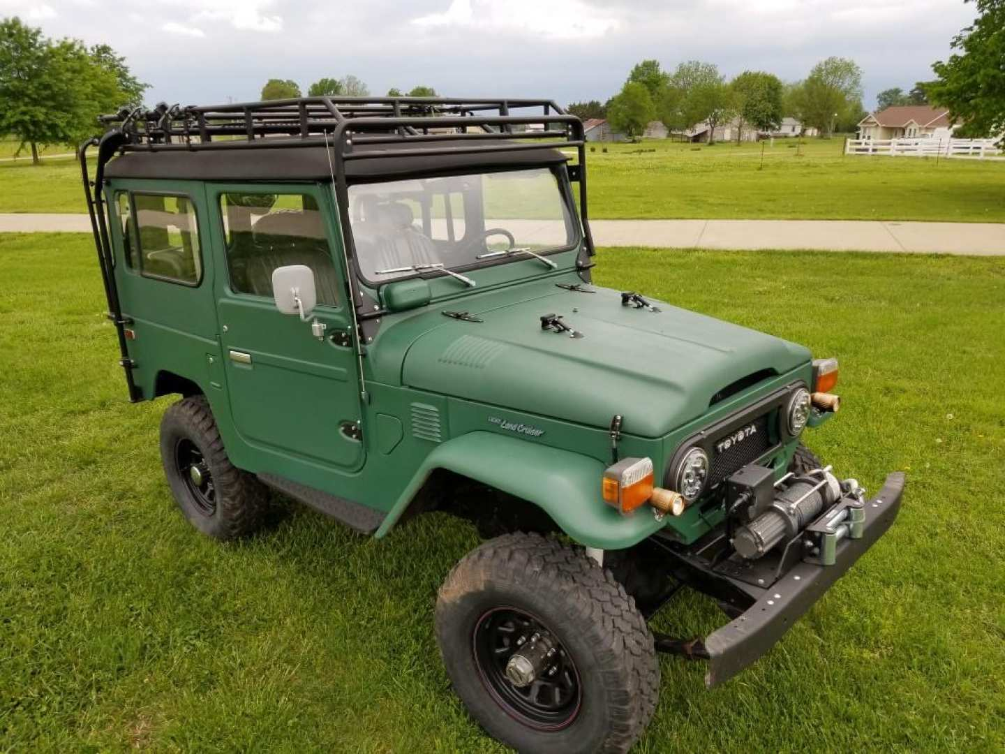 2nd Image of a 1978 TOYOTA LANDCRUISER