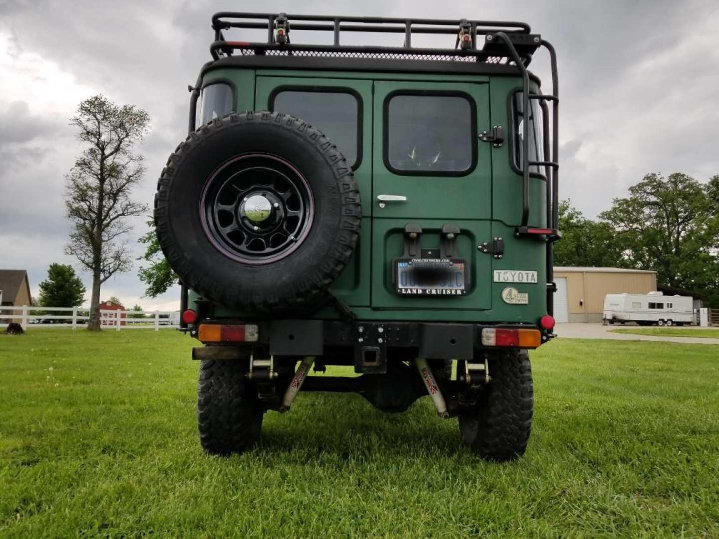 4th Image of a 1978 TOYOTA LANDCRUISER