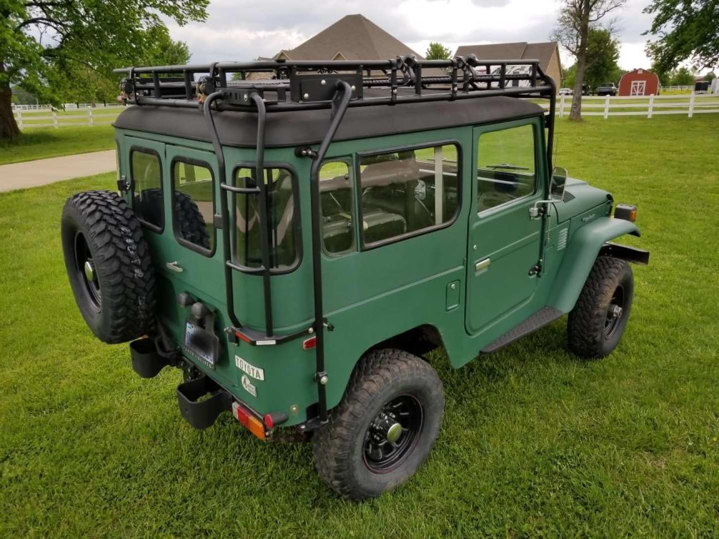 6th Image of a 1978 TOYOTA LANDCRUISER