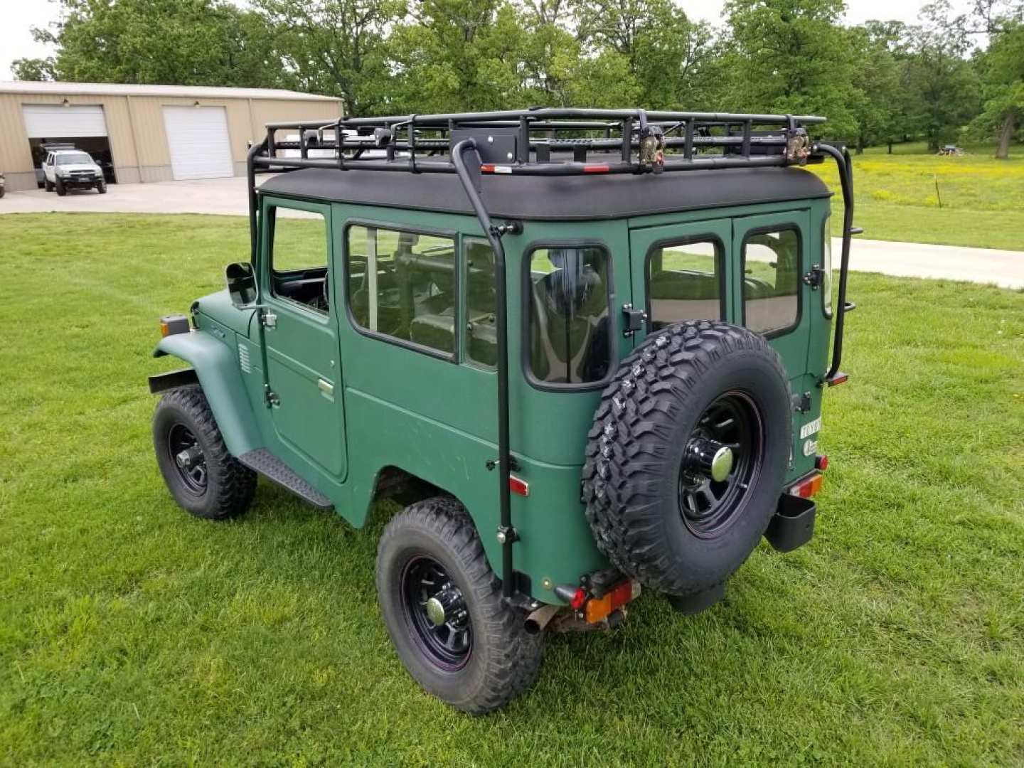 7th Image of a 1978 TOYOTA LANDCRUISER