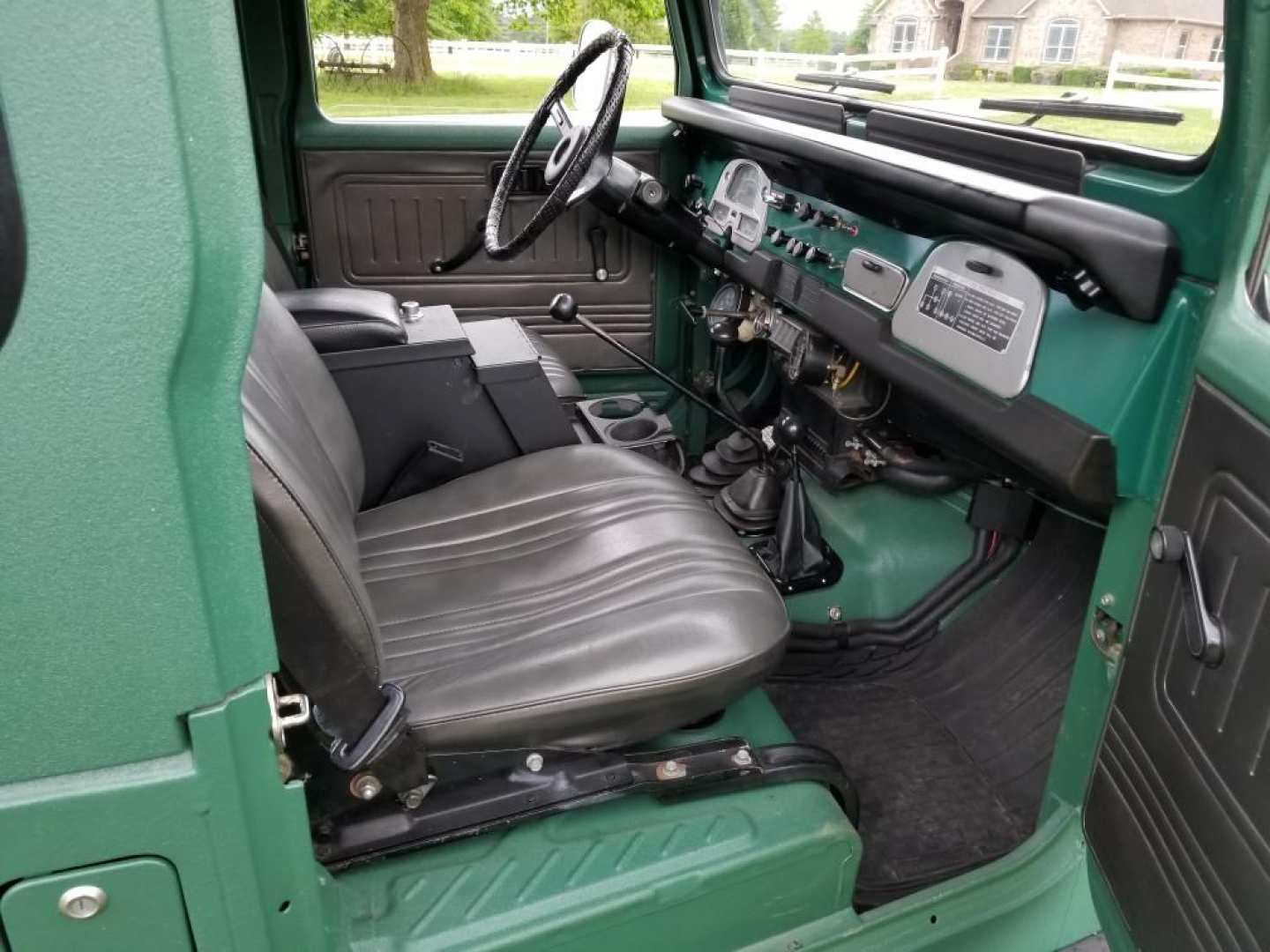 10th Image of a 1978 TOYOTA LANDCRUISER
