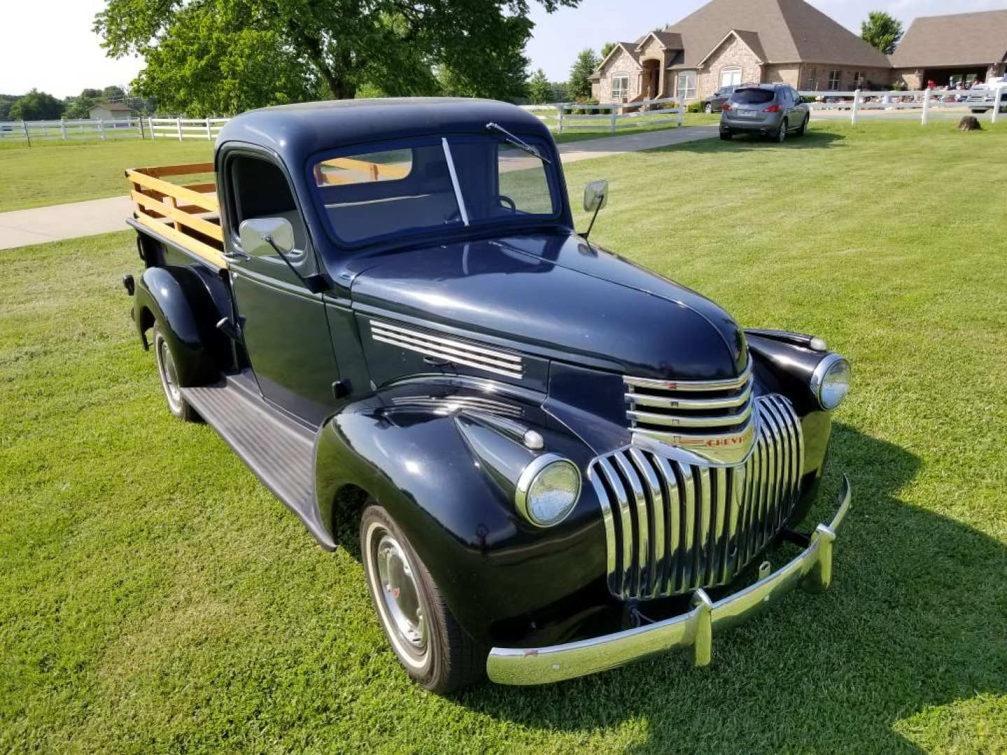 1st Image of a 1946 CHEVROLET 3100