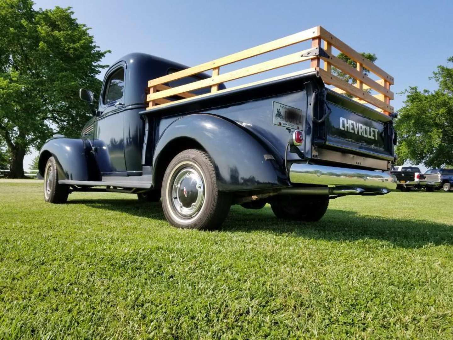 5th Image of a 1946 CHEVROLET 3100