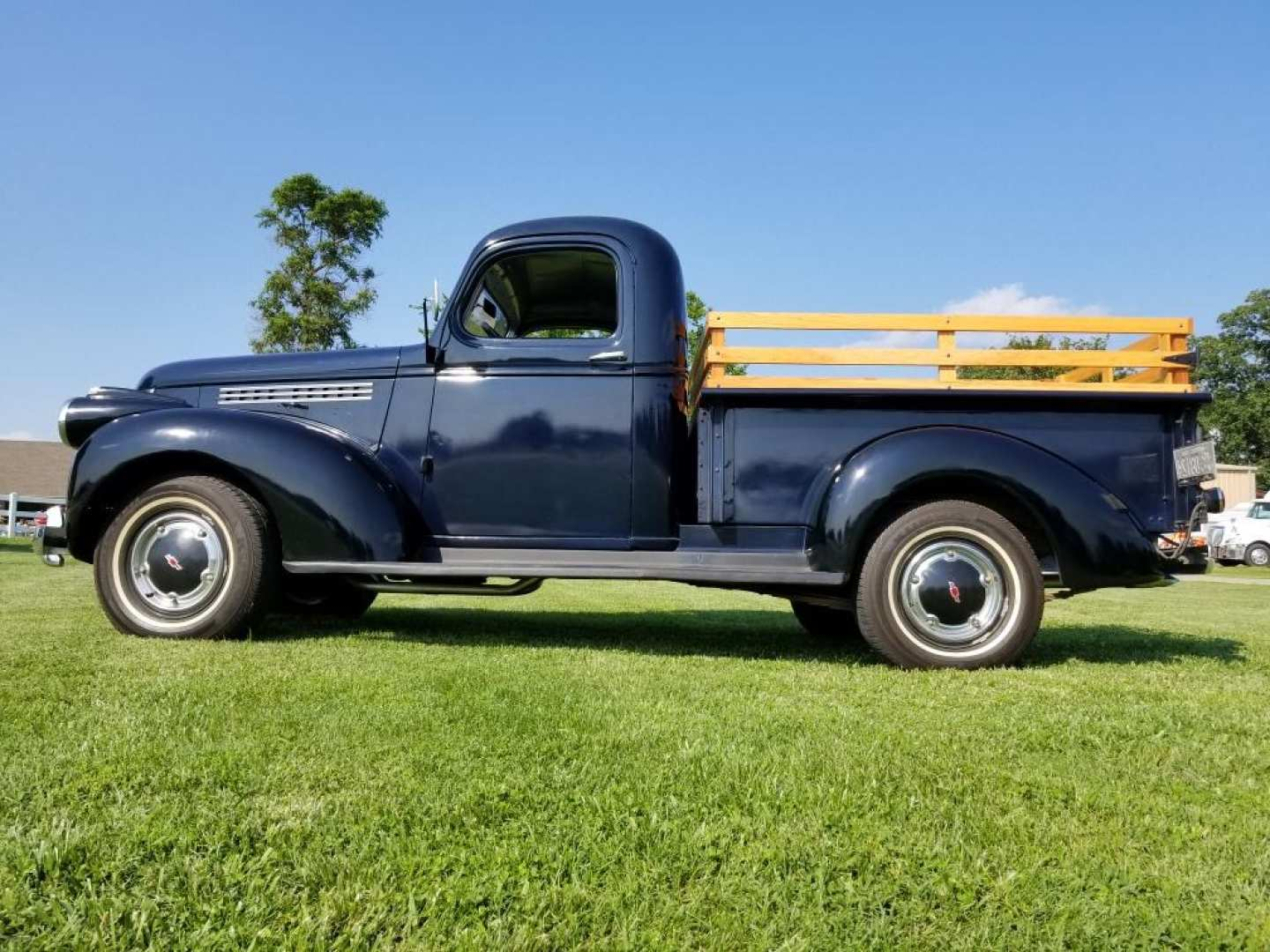 7th Image of a 1946 CHEVROLET 3100