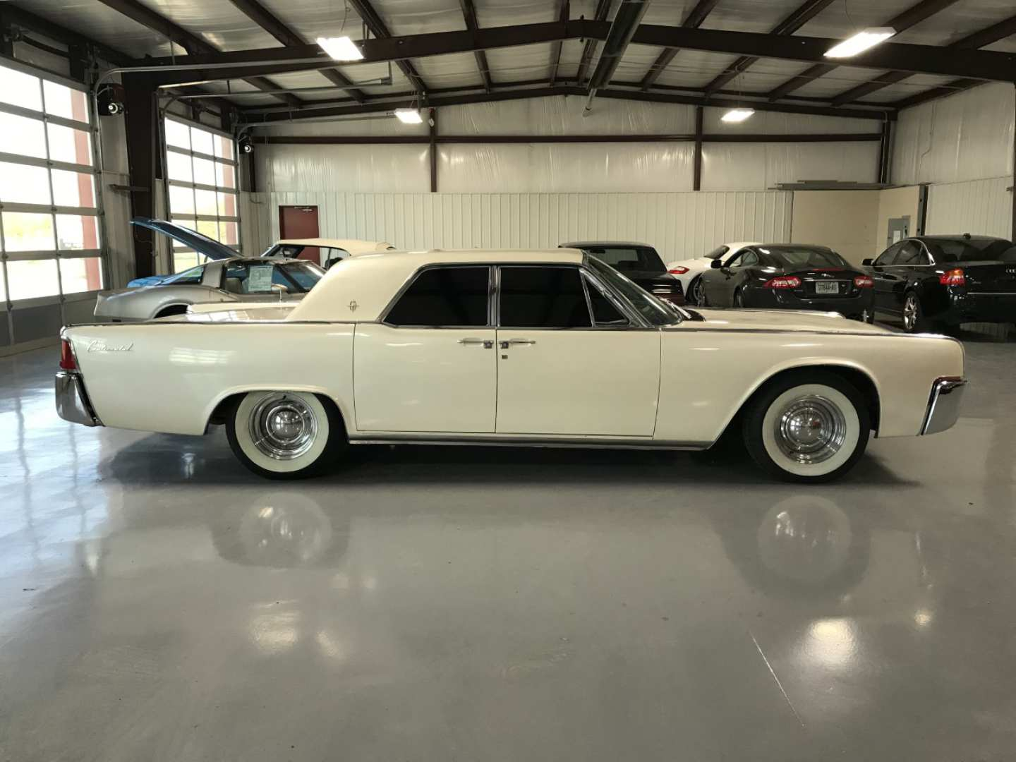5th Image of a 1961 FORD LINCOLN