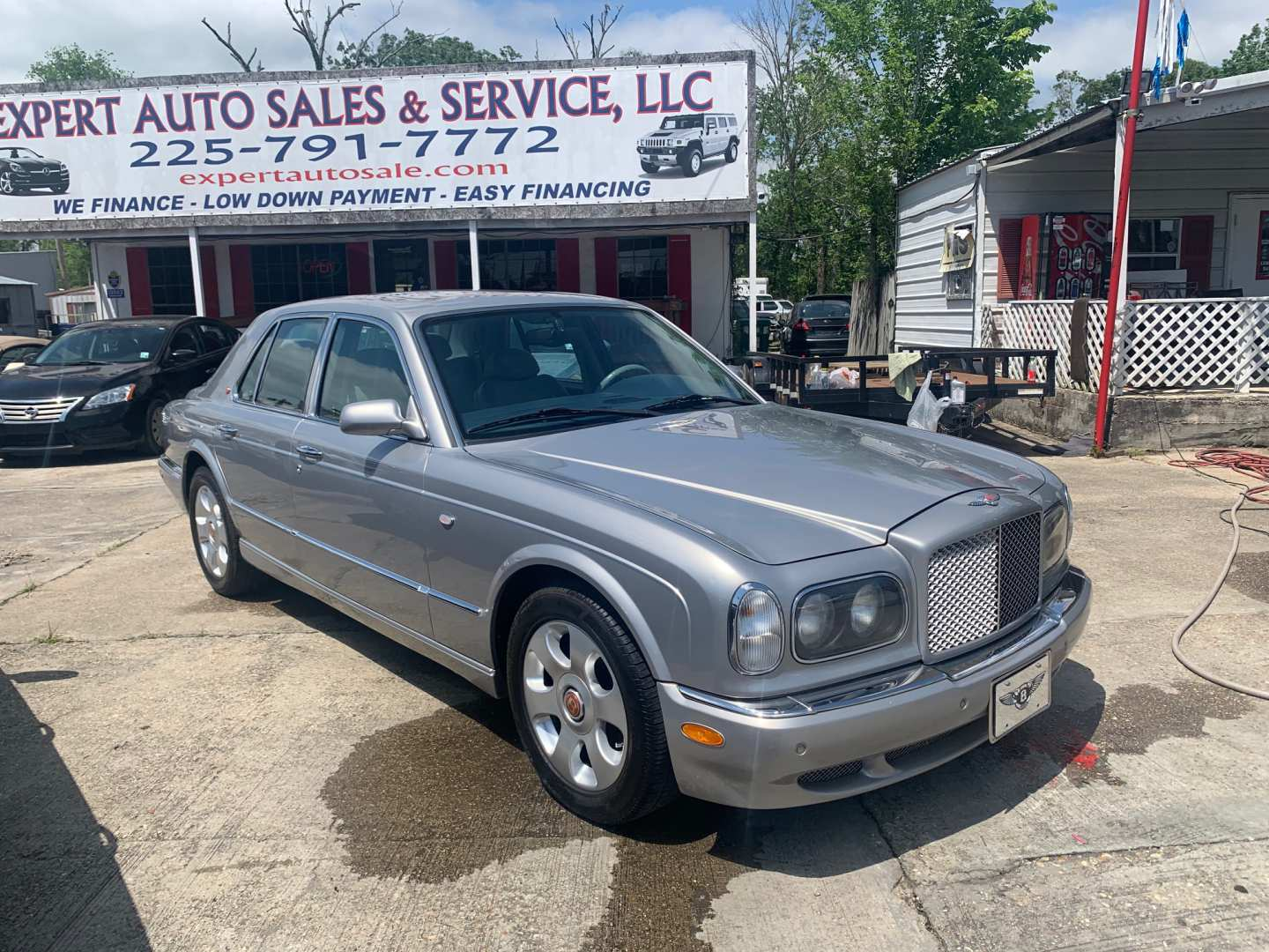 2nd Image of a 2001 BENTLEY ARNAGE RED LABEL