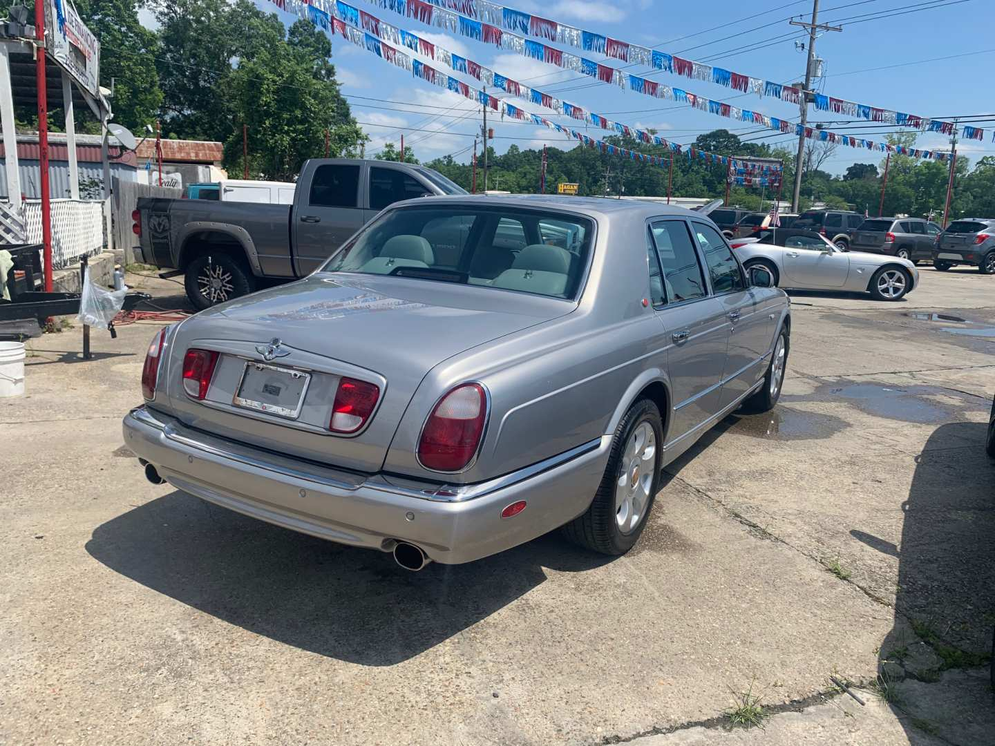 4th Image of a 2001 BENTLEY ARNAGE RED LABEL