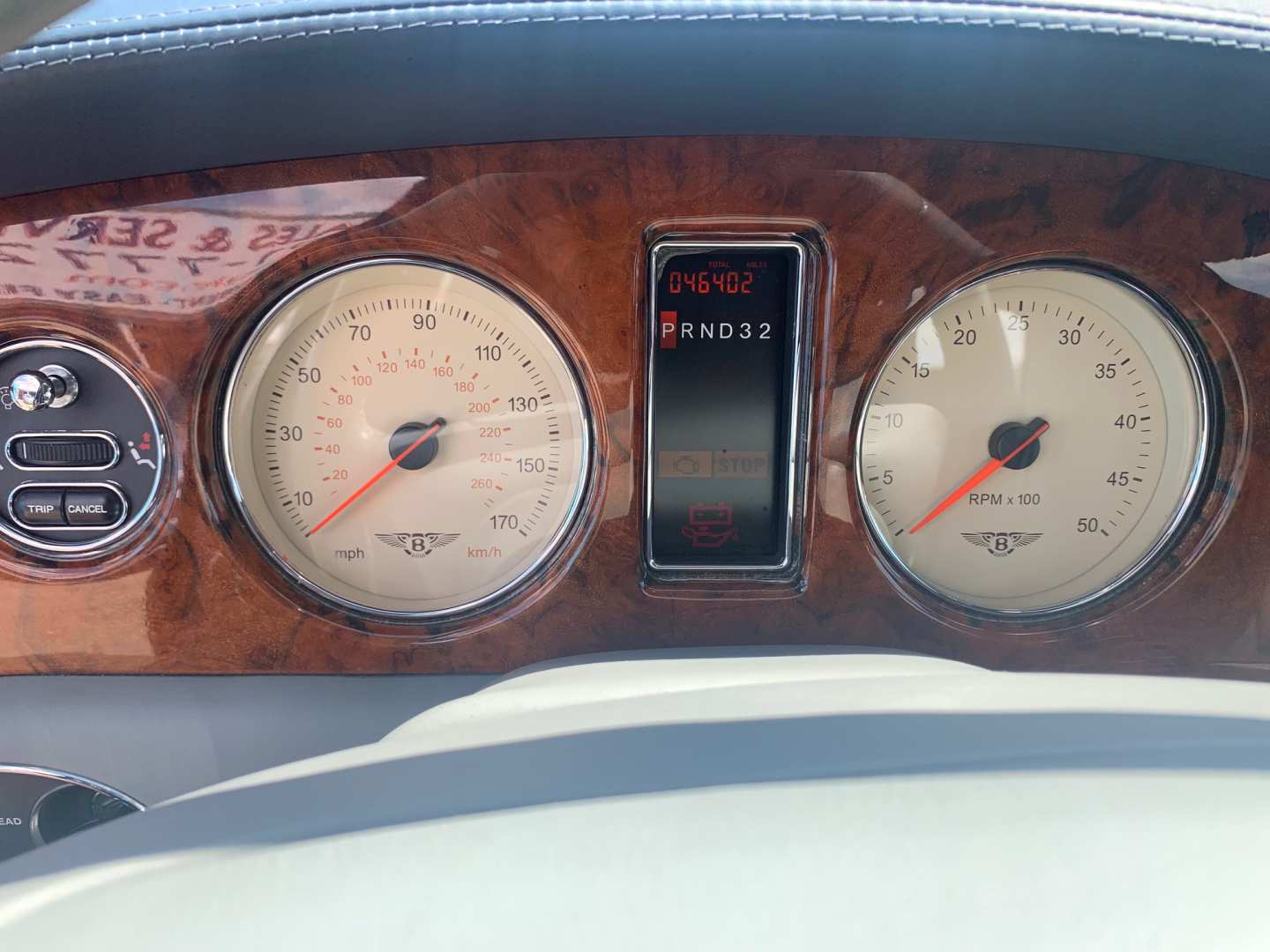 5th Image of a 2001 BENTLEY ARNAGE RED LABEL
