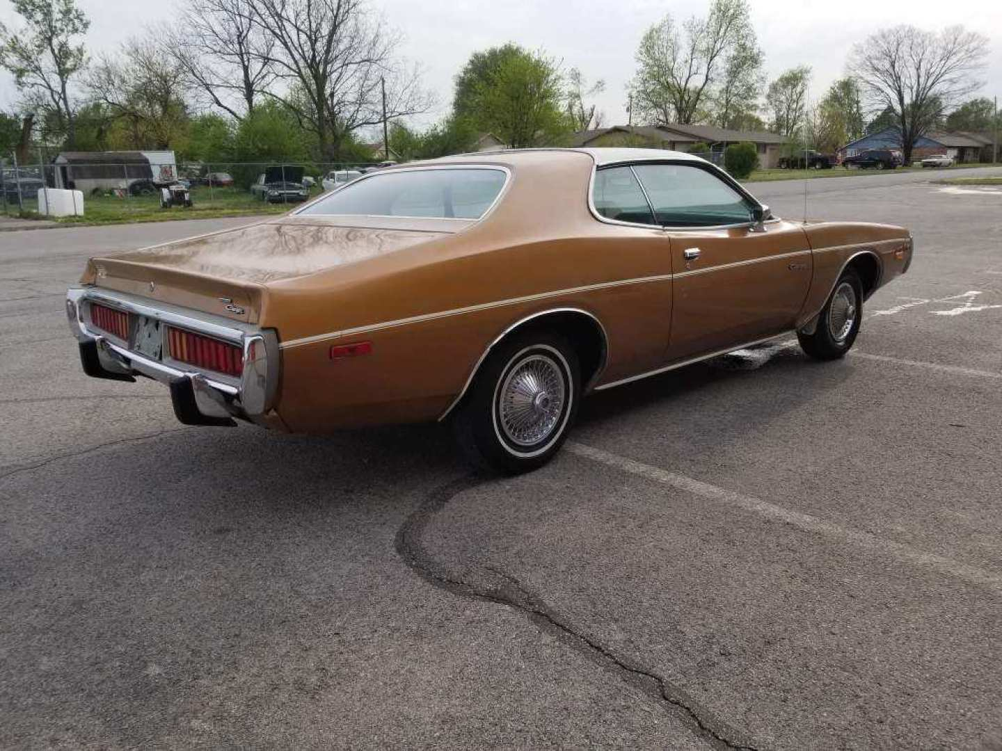 4th Image of a 1973 DODGE CHARGER