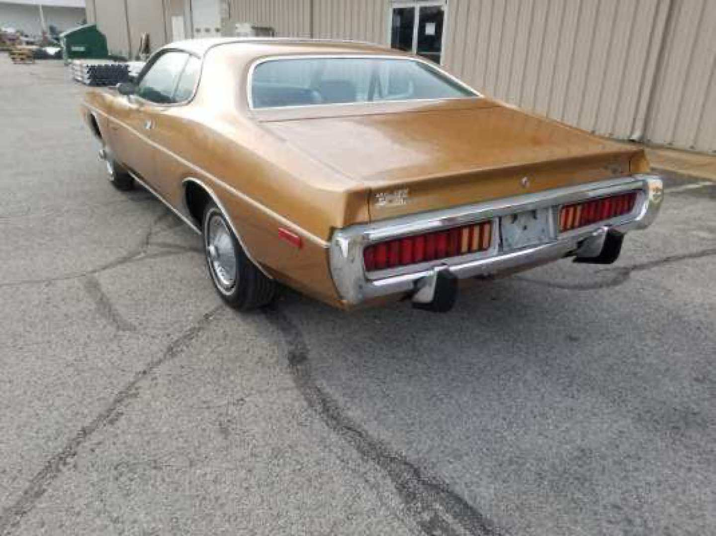 5th Image of a 1973 DODGE CHARGER