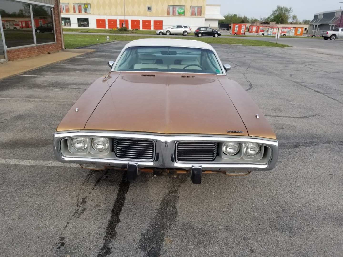 6th Image of a 1973 DODGE CHARGER