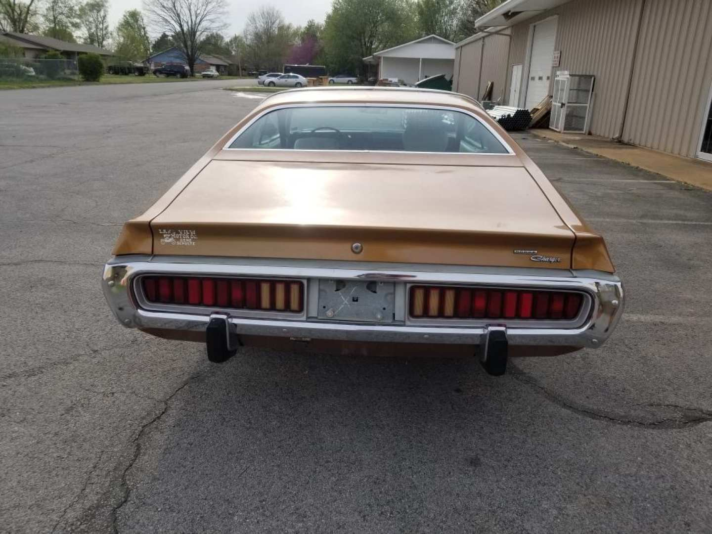 7th Image of a 1973 DODGE CHARGER