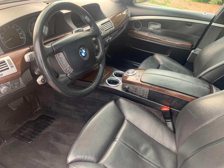 8th Image of a 2006 BMW 7 SERIES 750LI