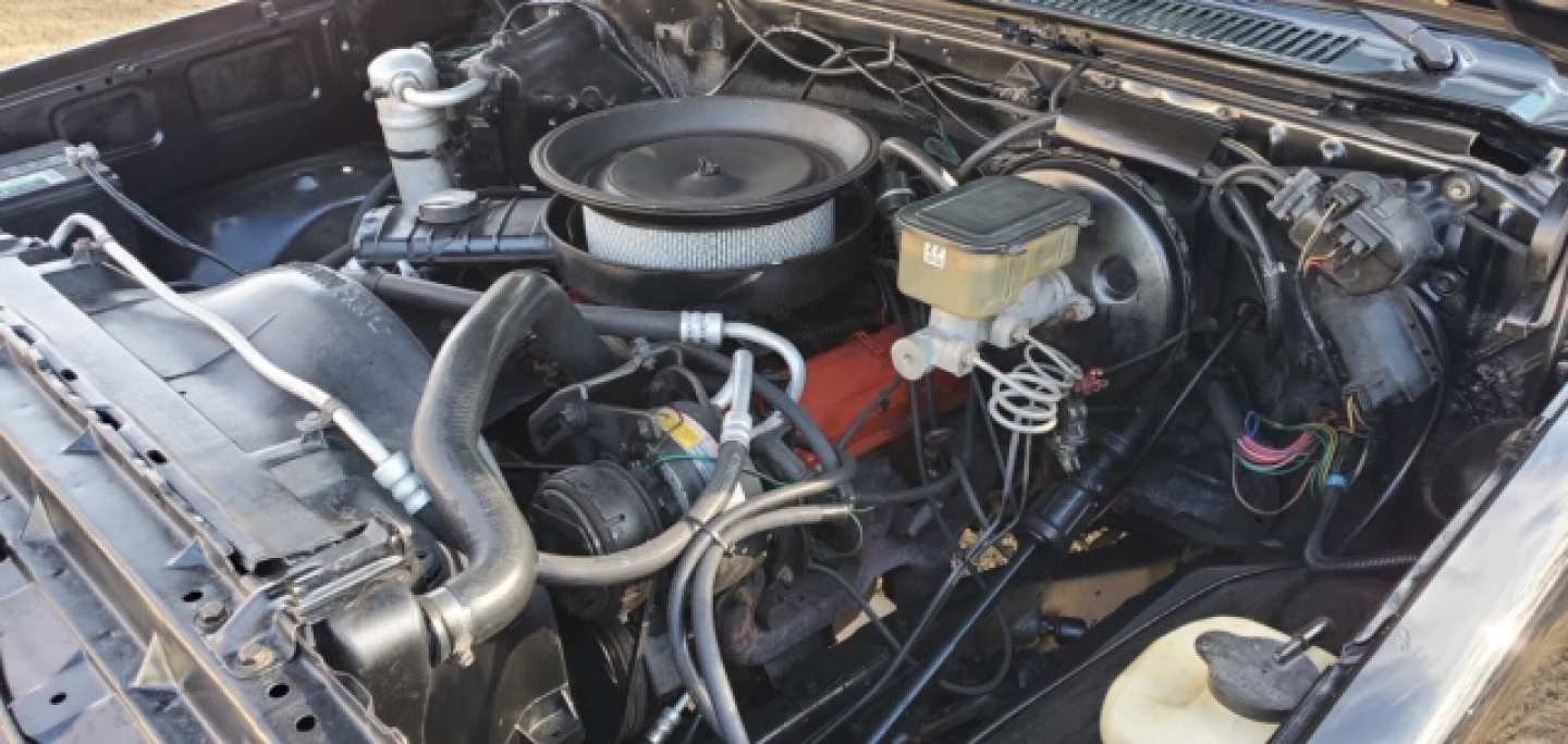 3rd Image of a 1984 CHEVROLET C10