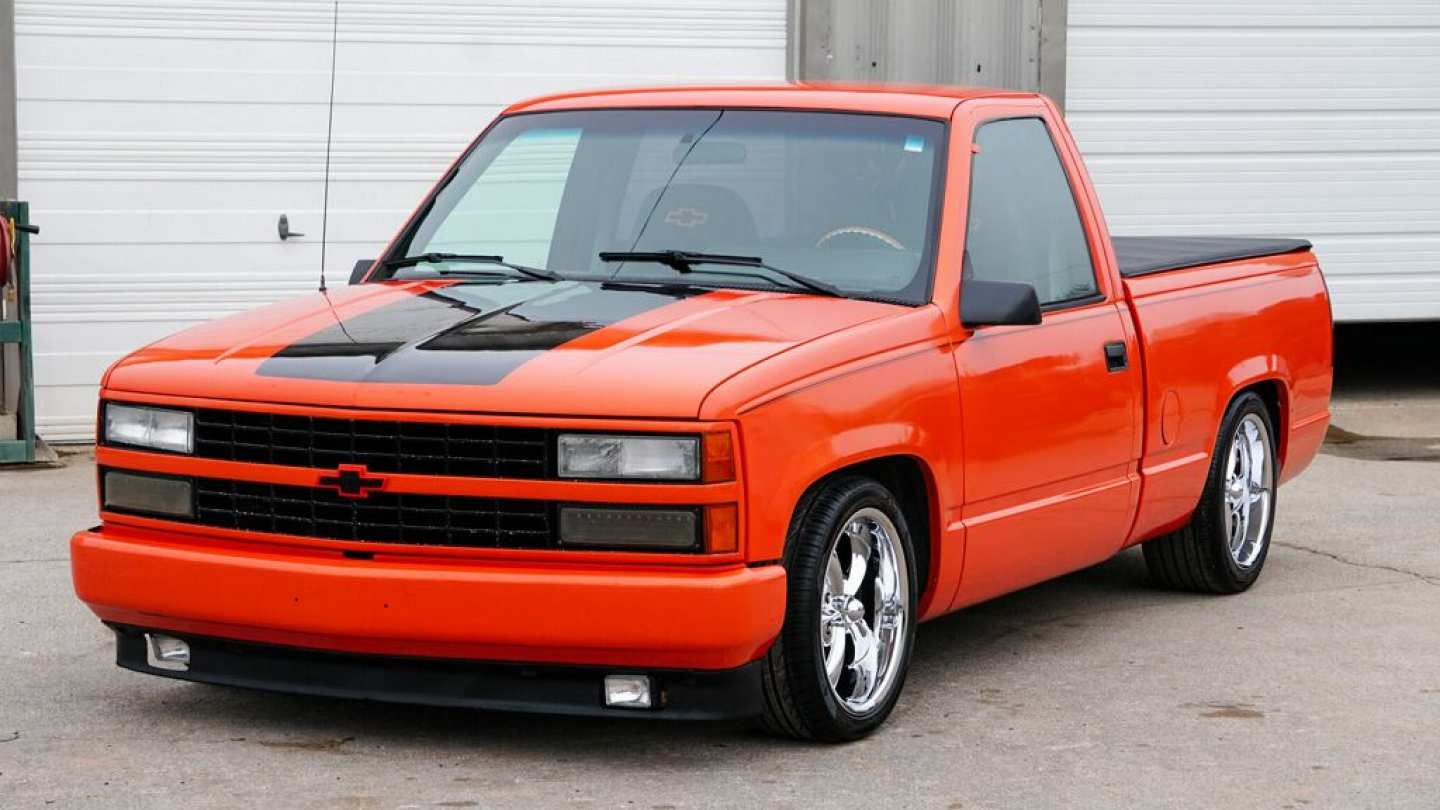 7th Image of a 1993 CHEVROLET C1500