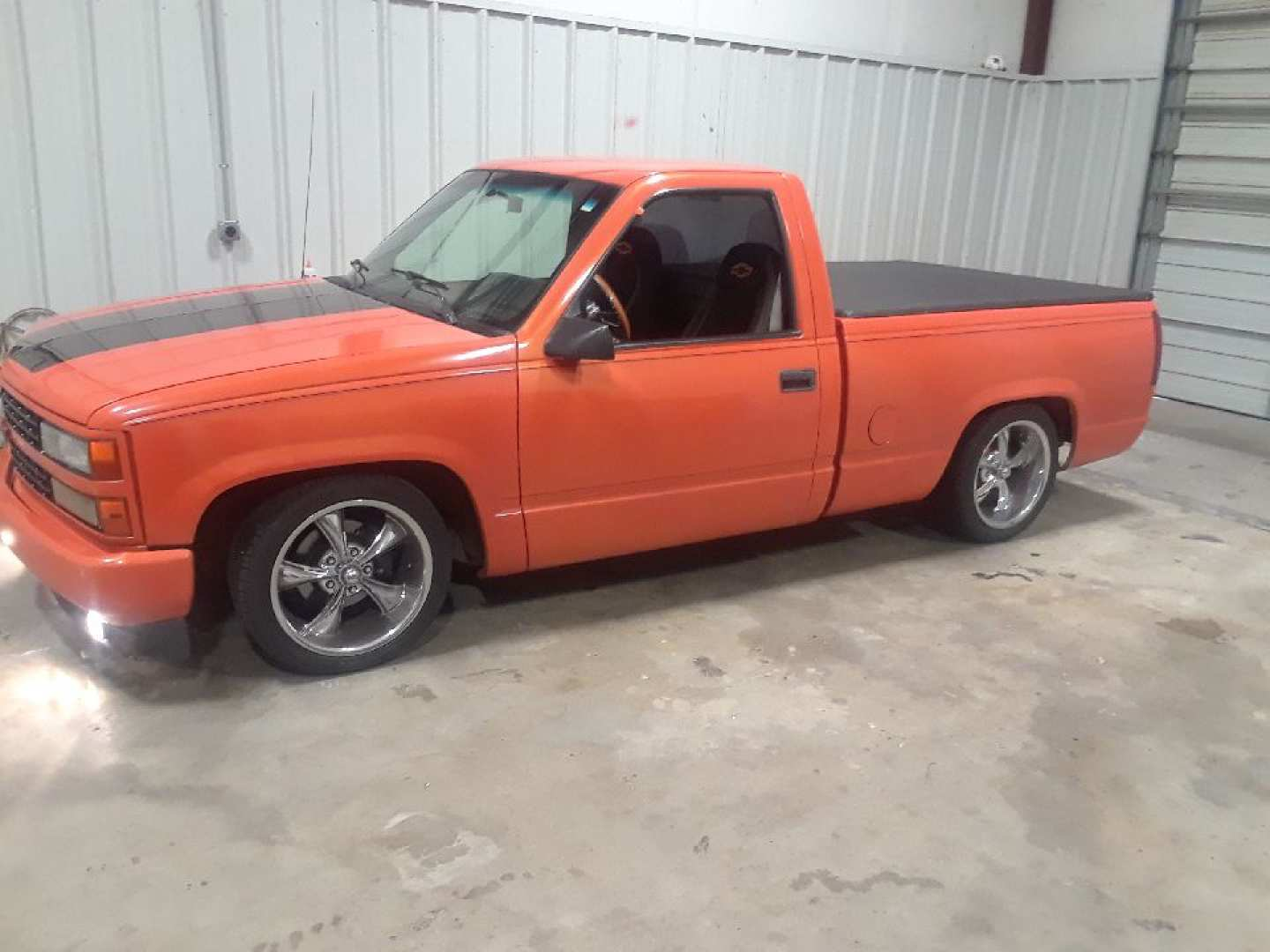 6th Image of a 1993 CHEVROLET C1500