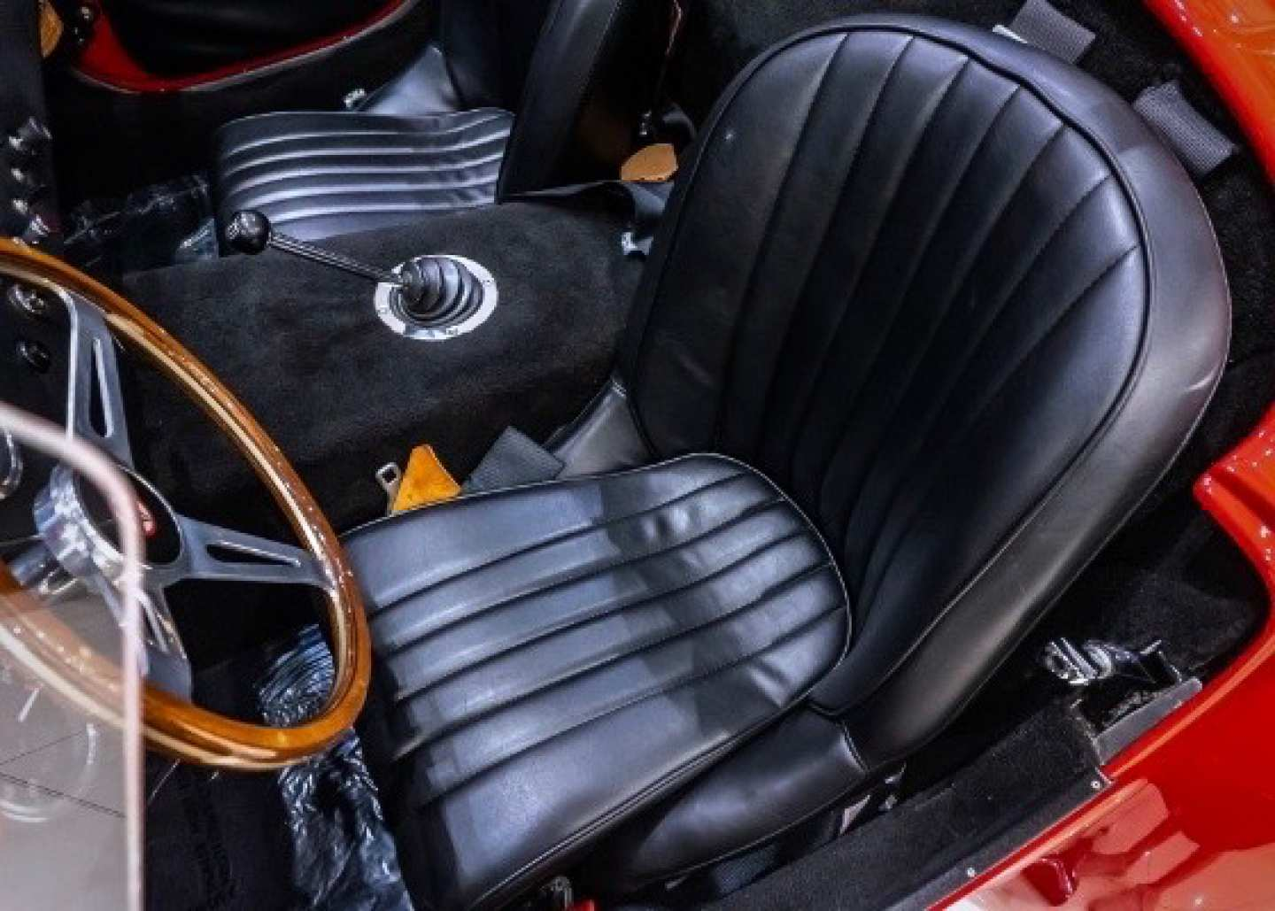 19th Image of a 1965 FACTORY FIVE RACING SHELBY COBRA MKIV