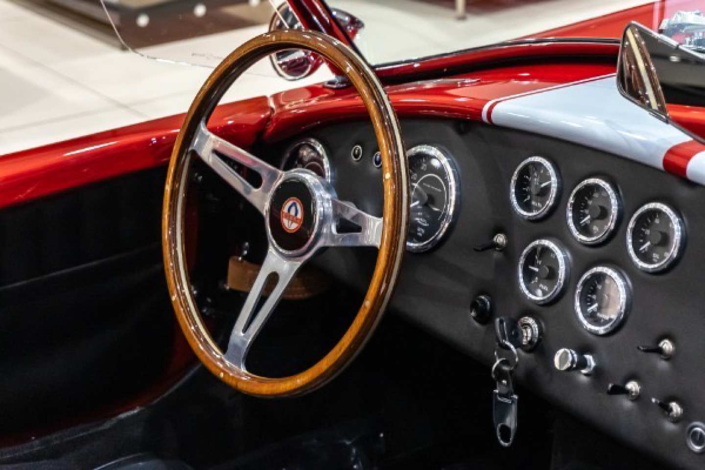 23rd Image of a 1965 FACTORY FIVE RACING SHELBY COBRA MKIV
