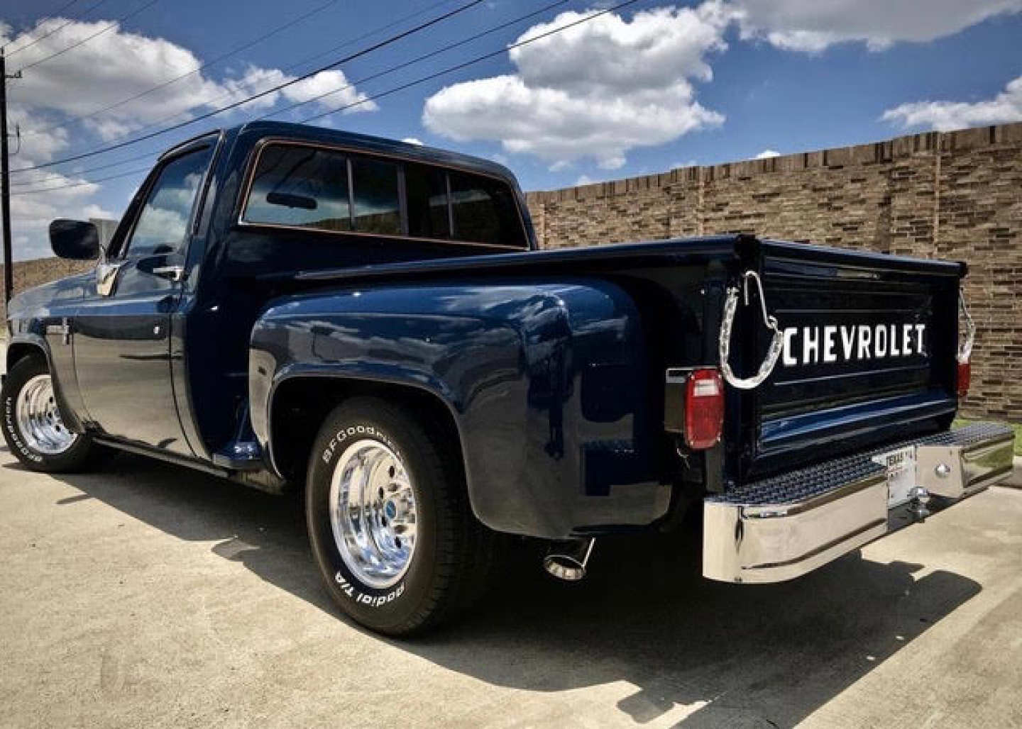 5th Image of a 1986 CHEVROLET C10