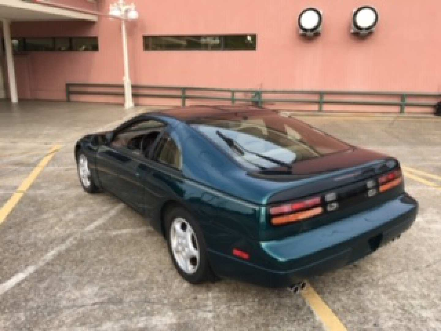 4th Image of a 1996 NISSAN 300ZX