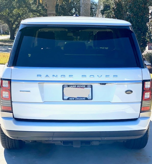 18th Image of a 2016 LAND ROVER RANGE ROVER SUPERCHARGED
