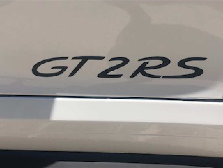 12th Image of a 2018 PORSCHE 911 GT2 RS