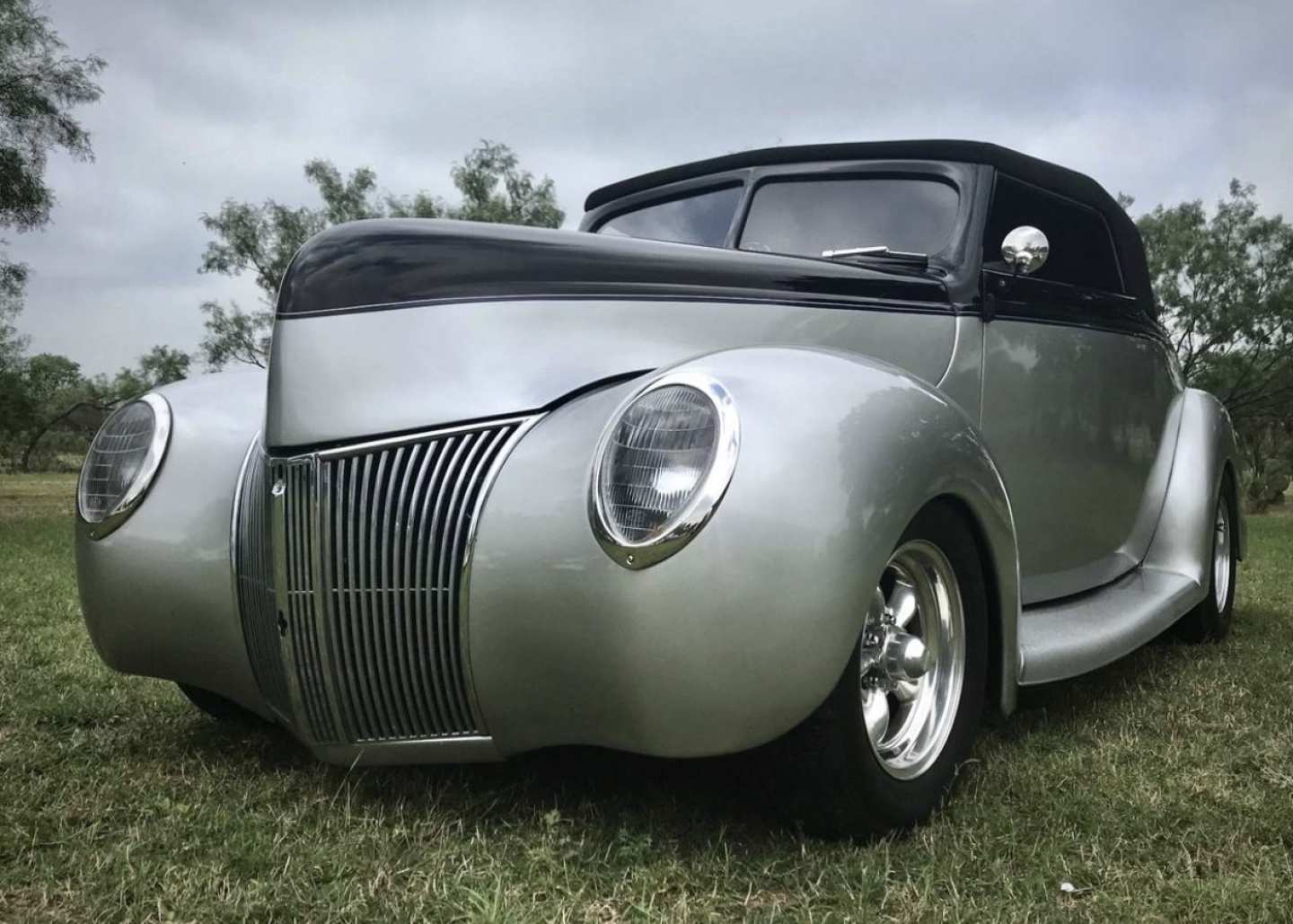 18th Image of a 1939 FORD HARDTOP