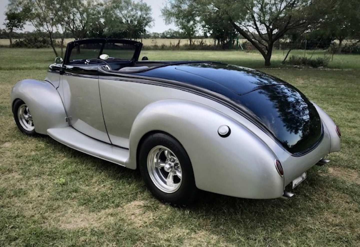 12th Image of a 1939 FORD HARDTOP