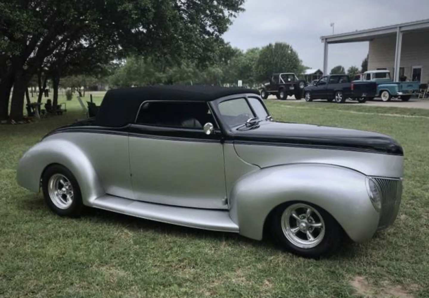 11th Image of a 1939 FORD HARDTOP