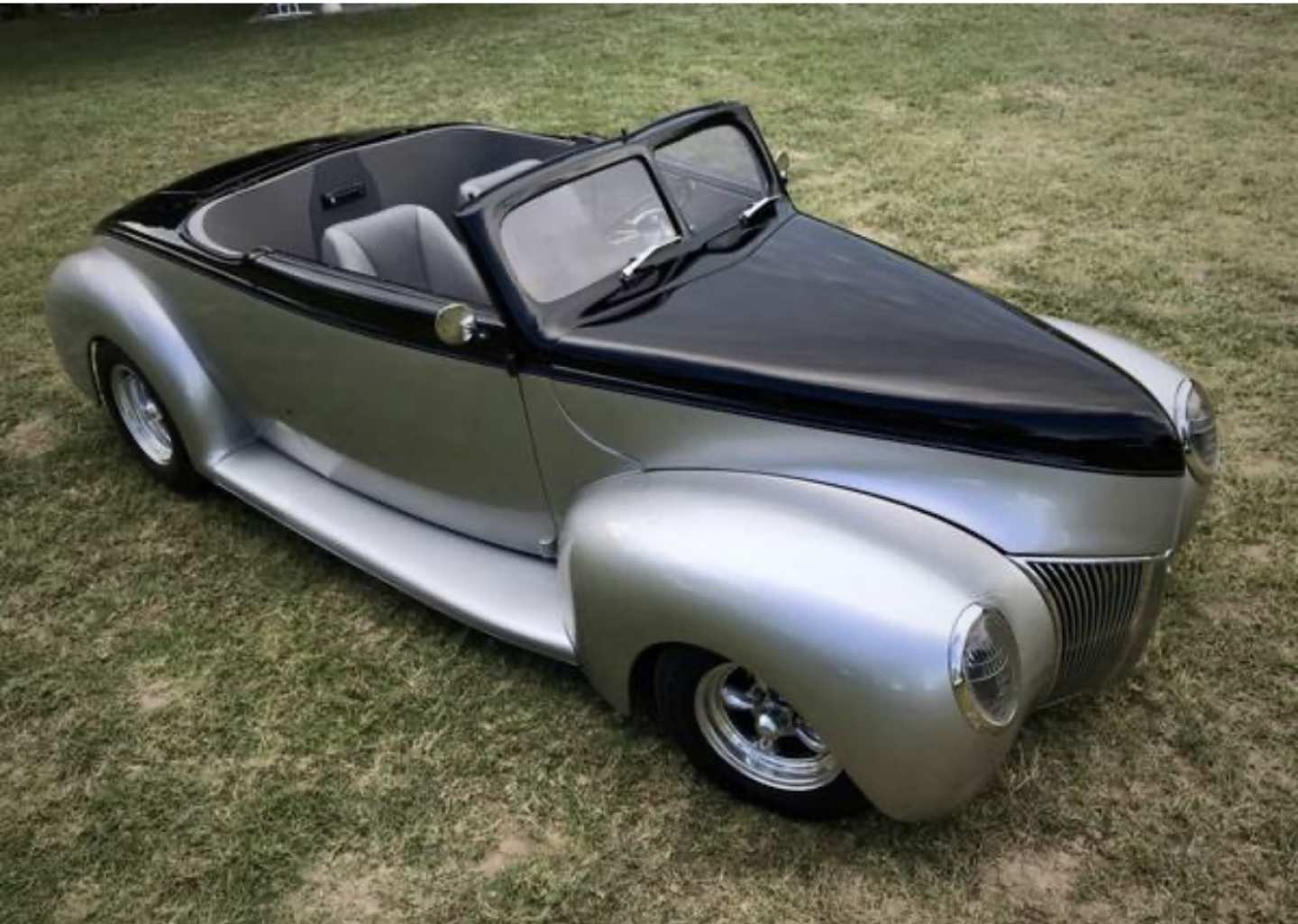 16th Image of a 1939 FORD HARDTOP