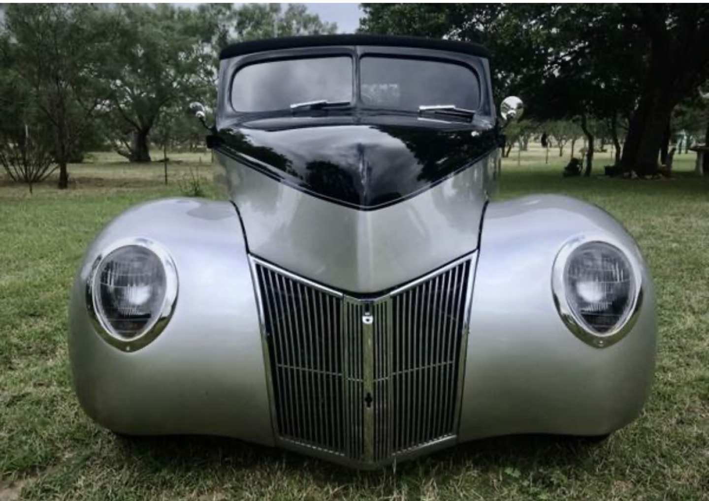 24th Image of a 1939 FORD HARDTOP
