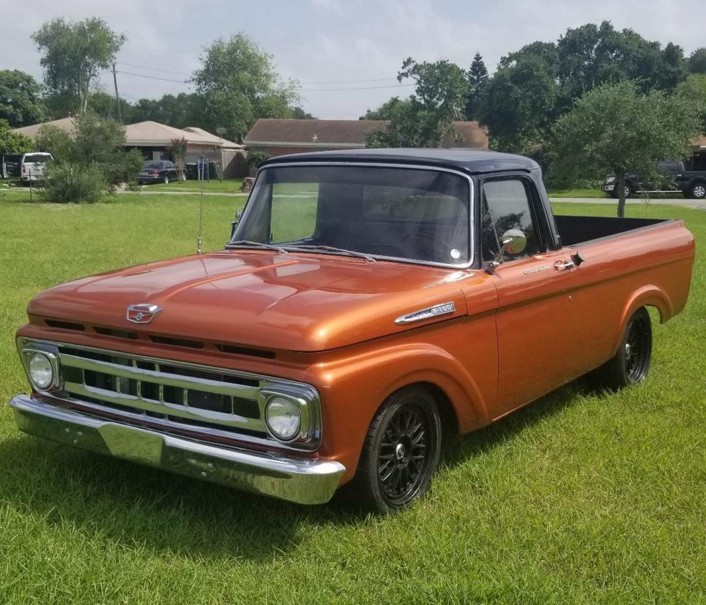 1st Image of a 1961 FORD F100