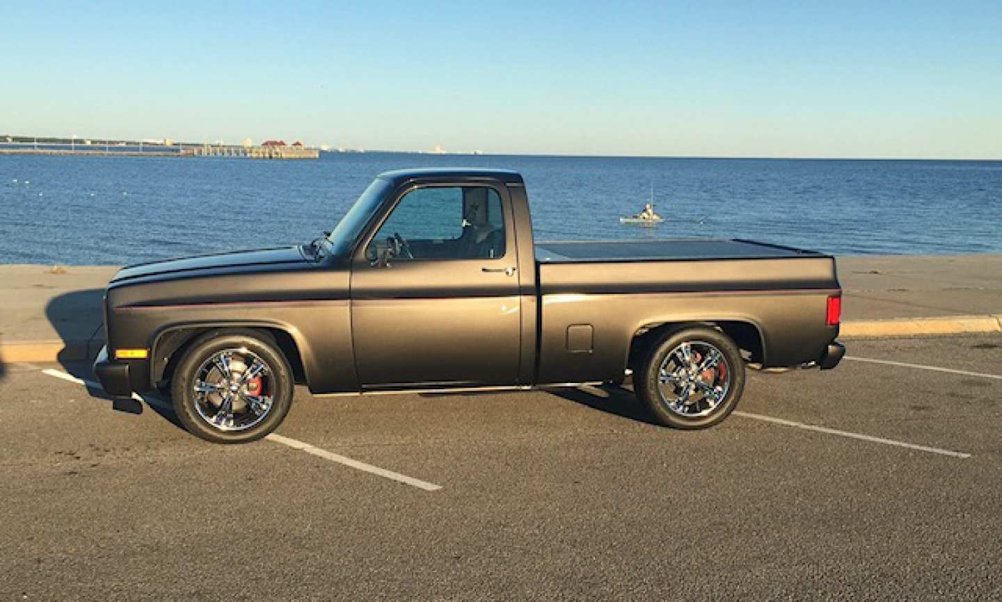 7th Image of a 1984 CHEVROLET C10