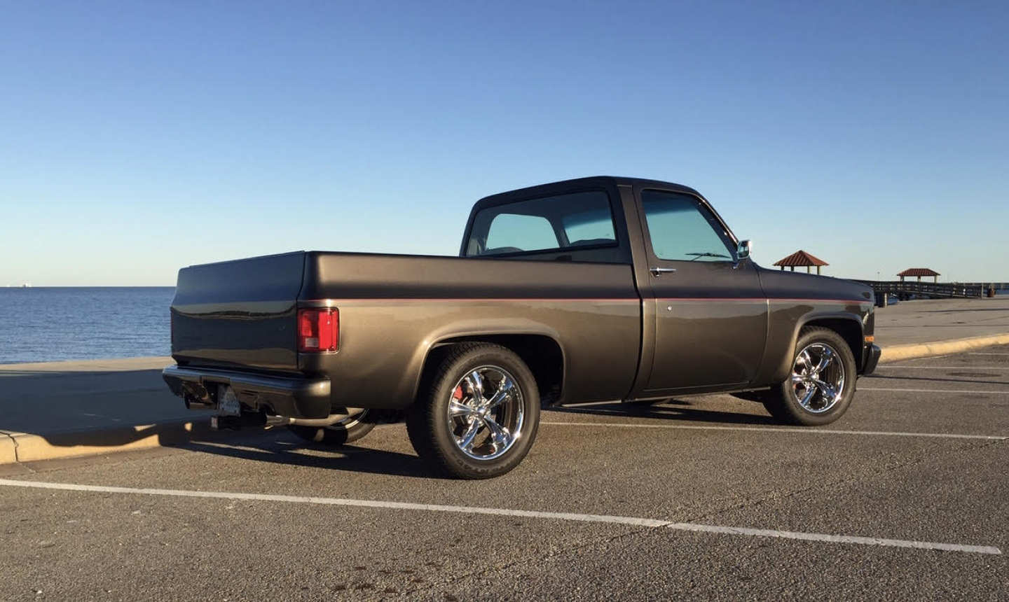 11th Image of a 1984 CHEVROLET C10