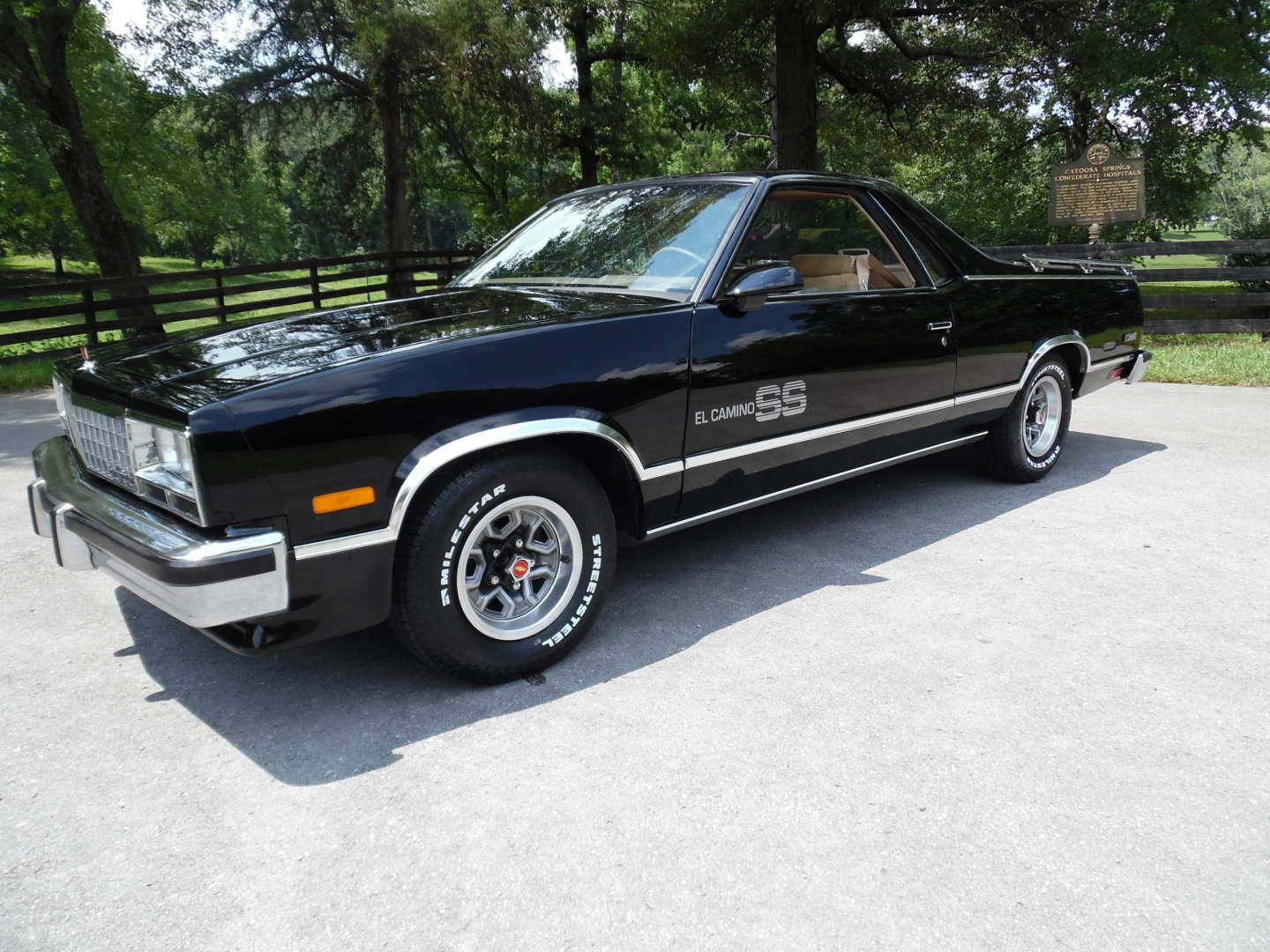 7th Image of a 1987 CHEVROLET EL CAMINO