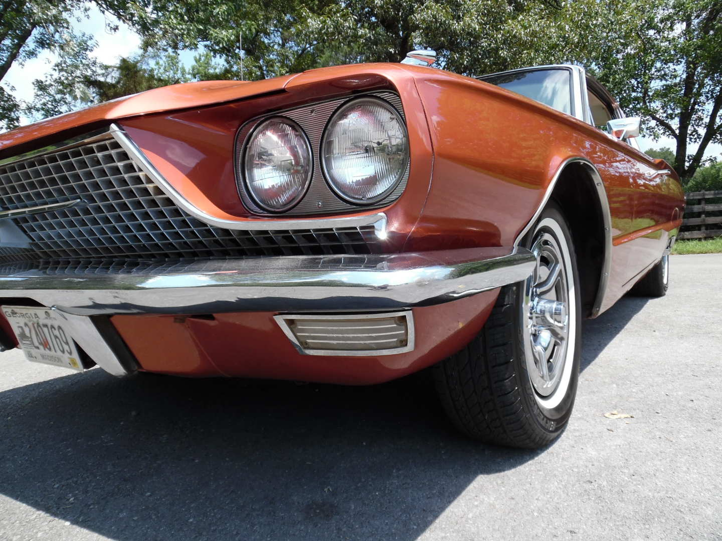 10th Image of a 1966 FORD THUNDERBIRD