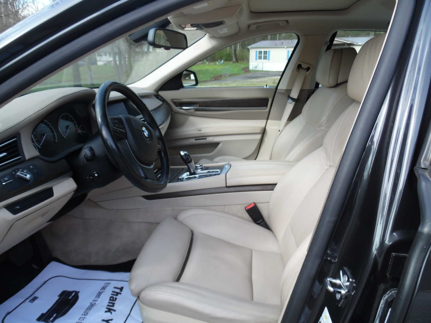 5th Image of a 2009 BMW 750IL