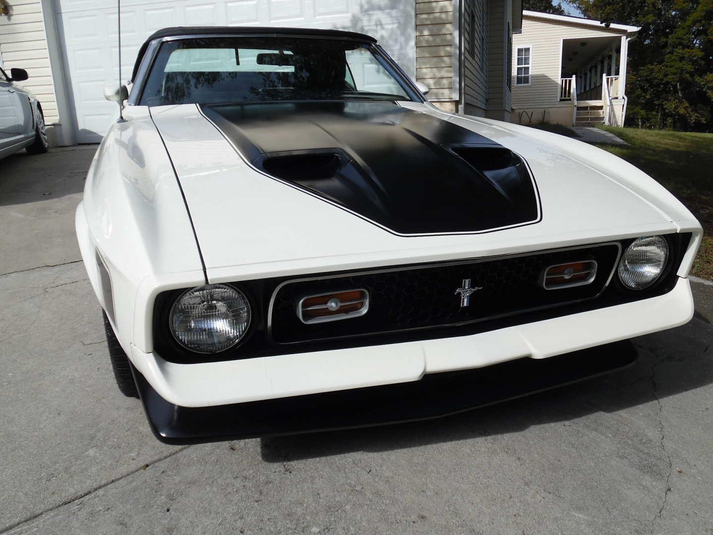 9th Image of a 1972 FORD MUSTANG