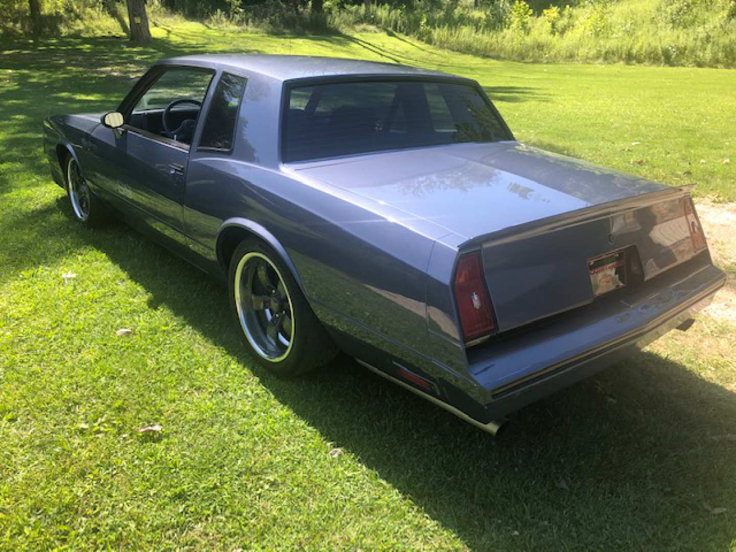 2nd Image of a 1984 CHEVROLET MONTE CARLO SS PRO TOURING
