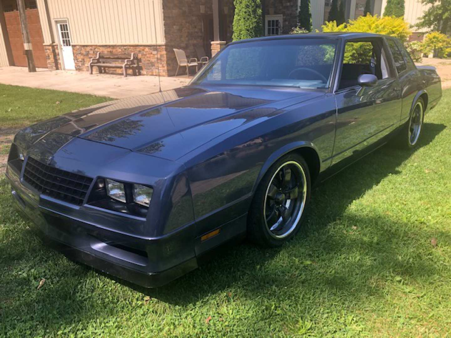 4th Image of a 1984 CHEVROLET MONTE CARLO SS PRO TOURING
