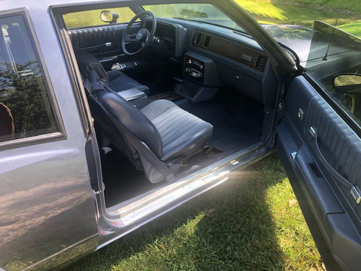 9th Image of a 1984 CHEVROLET MONTE CARLO SS PRO TOURING