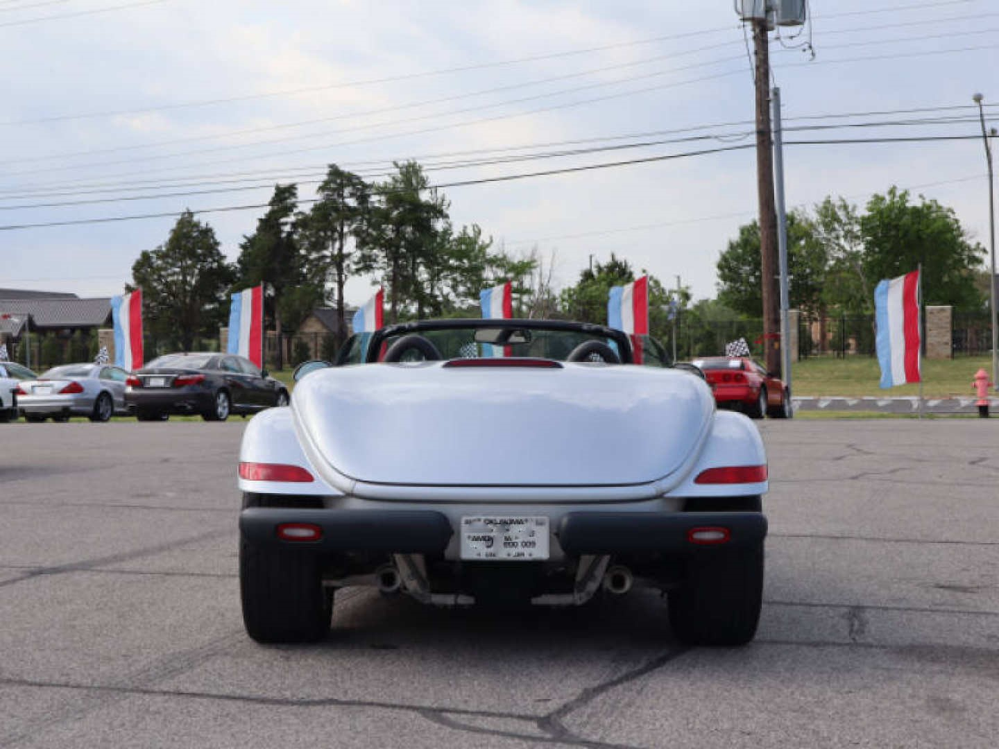 7th Image of a 2000 PLYMOUTH PROWLER