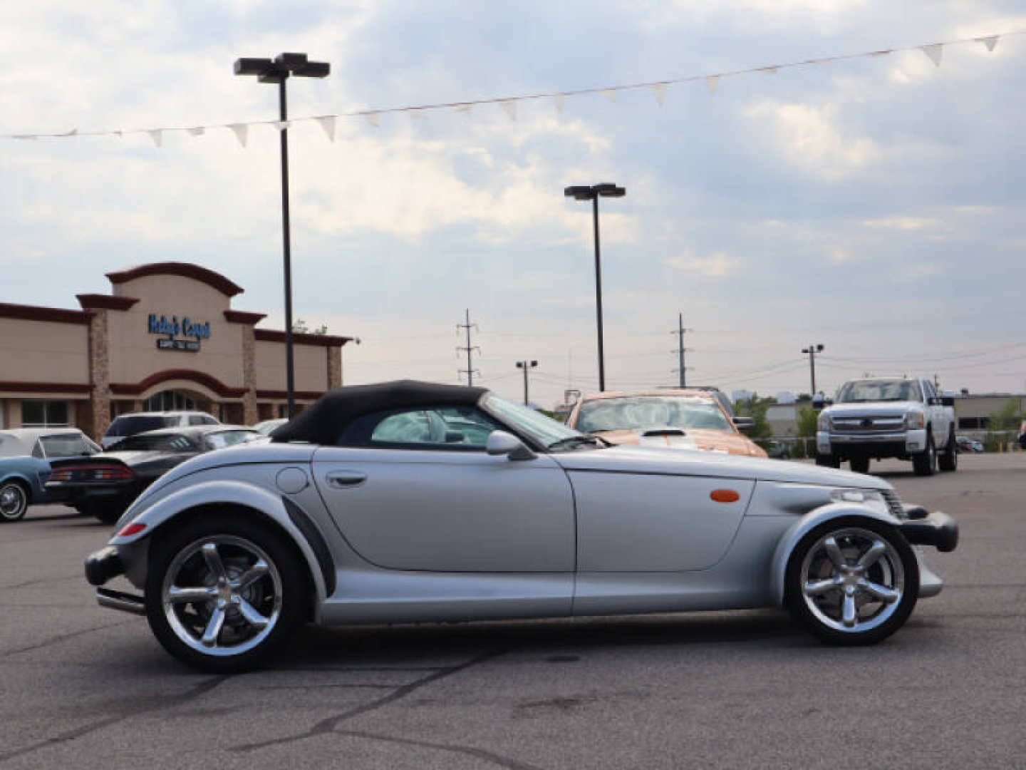 8th Image of a 2000 PLYMOUTH PROWLER