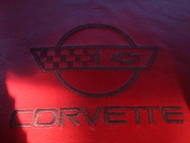 12th Image of a 1993 CHEVROLET CORVETTE